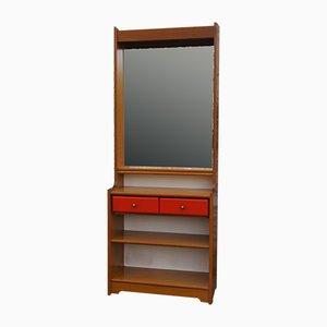 Miroirs en Hêtre, 1970s, Set de 2