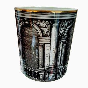 Topf aus Porzellan von Atelier Fornasetti für Rosenthal