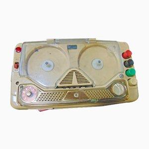 Vintage Bakelite Tape Recorder from Geloso, 1950s