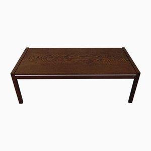 Martin Visser Style Wenge Coffee Table, 1960s