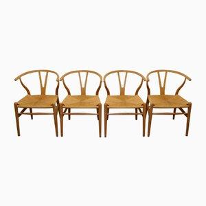 CH24 Dining Chair by Hans J. Wegner, 1950s