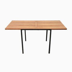 Mid-Century German Expandable Flip-Top Coffee Table from Wilhelm Renz