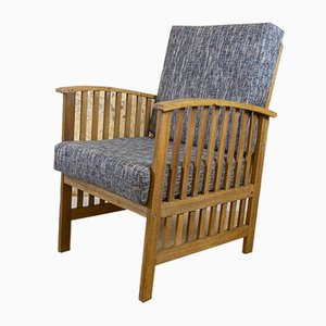 Teak Armchair from Beaufort, 1980s