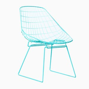 Mid-Century SM05 Side Chair by Cees Braakman & Adriaan Dekker for Pastoe