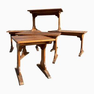 Bistro Tables, Set of 5