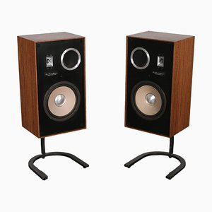 Vintage Vs-9a Loudspeakers from Denon, 1979, Set of 2