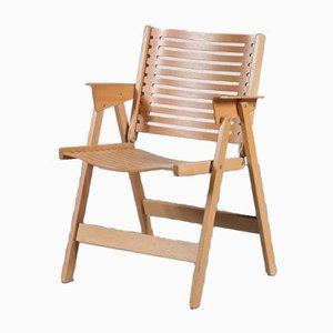 Rex Folding Chair by Niko Kralj from Slovenia, 1950s
