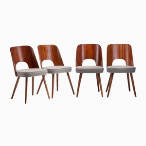 Modell Nr. 515 Stühle von Tatra, 4er Set