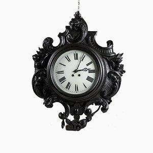 Geschnitzte Liberty Uhr