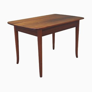 Danish Mahogany Table, 1970s