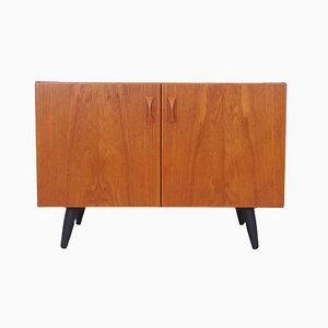 Danish Teak Chest of Drawers, 1970s