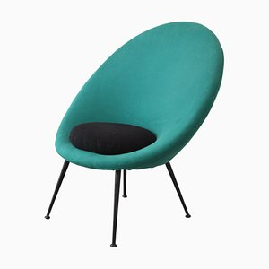Lounge Chair in the Style of Ico Luisa Parisi, 1960s