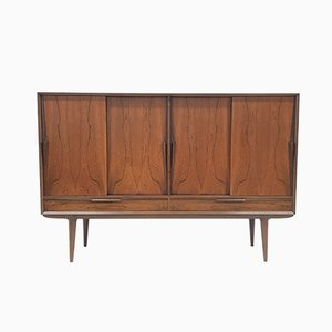 Rosewood Model 13 Sideboard by Omann for Omann Jun, 1960s