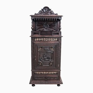 Antique Breton Style Chest of Drawers
