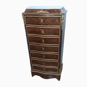 Napoleon III Rosewood Chest of Drawers