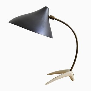 Mid Century Crow's Foot Table Lamp from Philips, 1950s