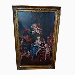 Ölgemälde auf Leinwand, startet den Pfeil des Amors, 1700