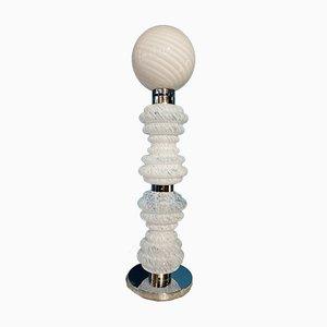 Große Vintage Stehlampe von Carlo Nason für Mazzega, Italien