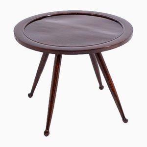 Table Basse en Noyer par Osvaldo Borsani, 1950s