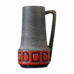 Deutsche Vase von Scheurich, 1960er
