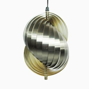 Hanging Lamp by Henri Mathieu for Lyfa, 1960s