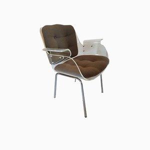 Mid-Century Model D48 Armchair by Hans Könecke for Tecta