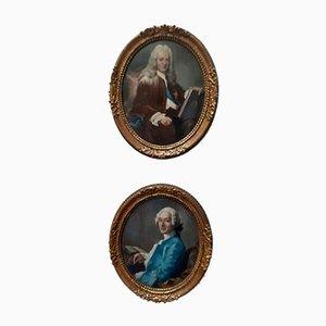 Ancient Ancestors with Original Frame
