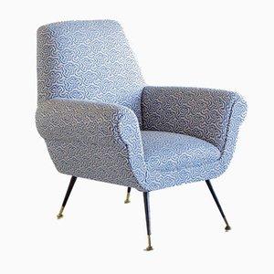 Mid-Century Sessel von Gigi Radice für Minotti