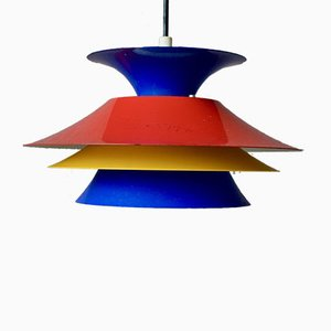 Plafonnier Ceiling Lamp from Design Light, 1970s