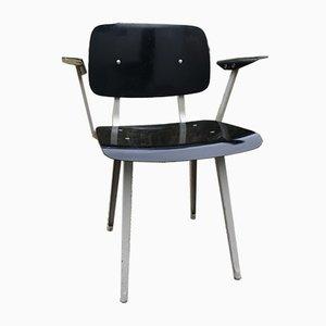 Silla de escritorio de Friso Kramer para Ahrend De Cirkel, años 50