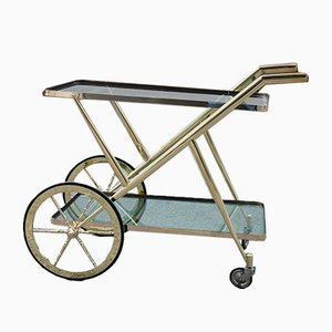 Italian Shopping Trolley by Cesare Lacca, 1950s
