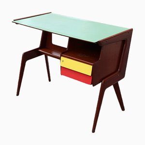 Geometric Desk by Vittorio Dassi for Dassi, 1950s