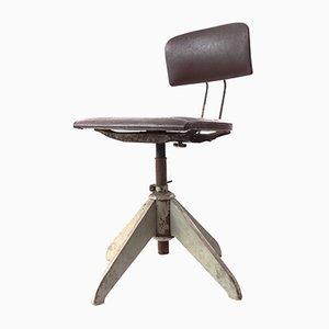 Chaise d'Architecte par Robert Wagner pour Bemefa, 1950s