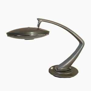 Spanish Boomerang Table Lamp from Fase, 1960s