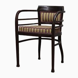 Antique Armchair by Josef Maria Olbrich for Thonet, 1910