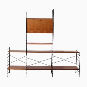 Teak Shelving Unit from WHB, 1960s