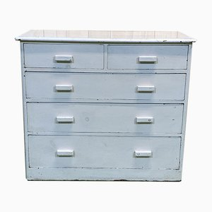English White Fir Chest of Drawers, Early 1900s