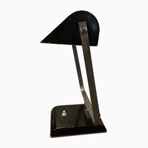 Italienische Ministerielle Tischlampe, 1940er