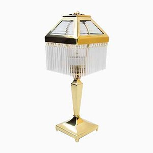 Small Art Deco Table Lamp, 1920s