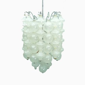 Murano Glass Chandelier by Archimede Seguso for Seguso, 1960s