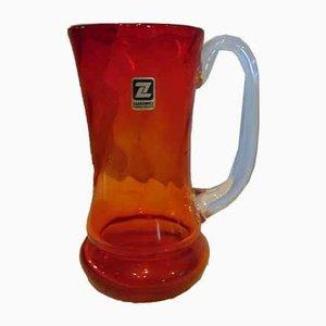 Vintage Vase from Ząbkowice Steelworks