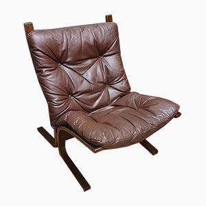 Norwegische Siesta Sessel von Ingmar Relling für Westnofa, 1970er, 2er Set