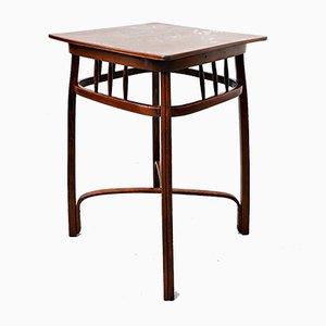 Side Table by Gustav Siegel for Jacob & Josef Kohn, 1920s