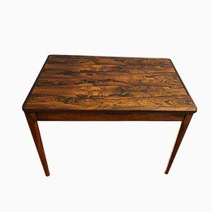 Rosewood Side Table by Torbjørn Afdal for Ganddal Møbelfabrikk, 1971