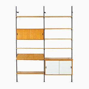 Ash Wood Shelf by Olof Pira, 1960s