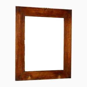 Antique Bohemian Mirror