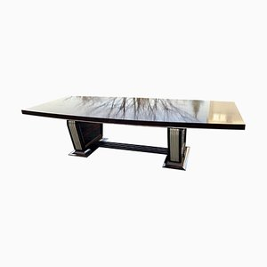 French Art Deco Dining or Conference Table, 1930s