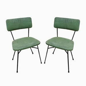 Mid-Century Dining Chairs from Pizzetti, Set of 2
