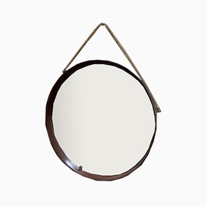 Mid-Century Spiegel von Pizzetti, 1960er