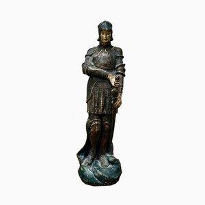 Compton Pottery Figure of Saint George
